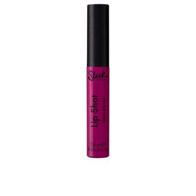 LIP SHOT gloss impact rouge à lèvres liquide sleek livraison reunion 974