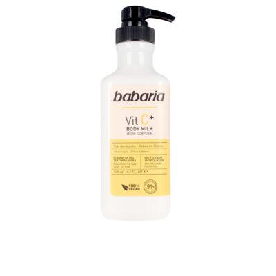 VITAMIN C+ body milk 100% vegan